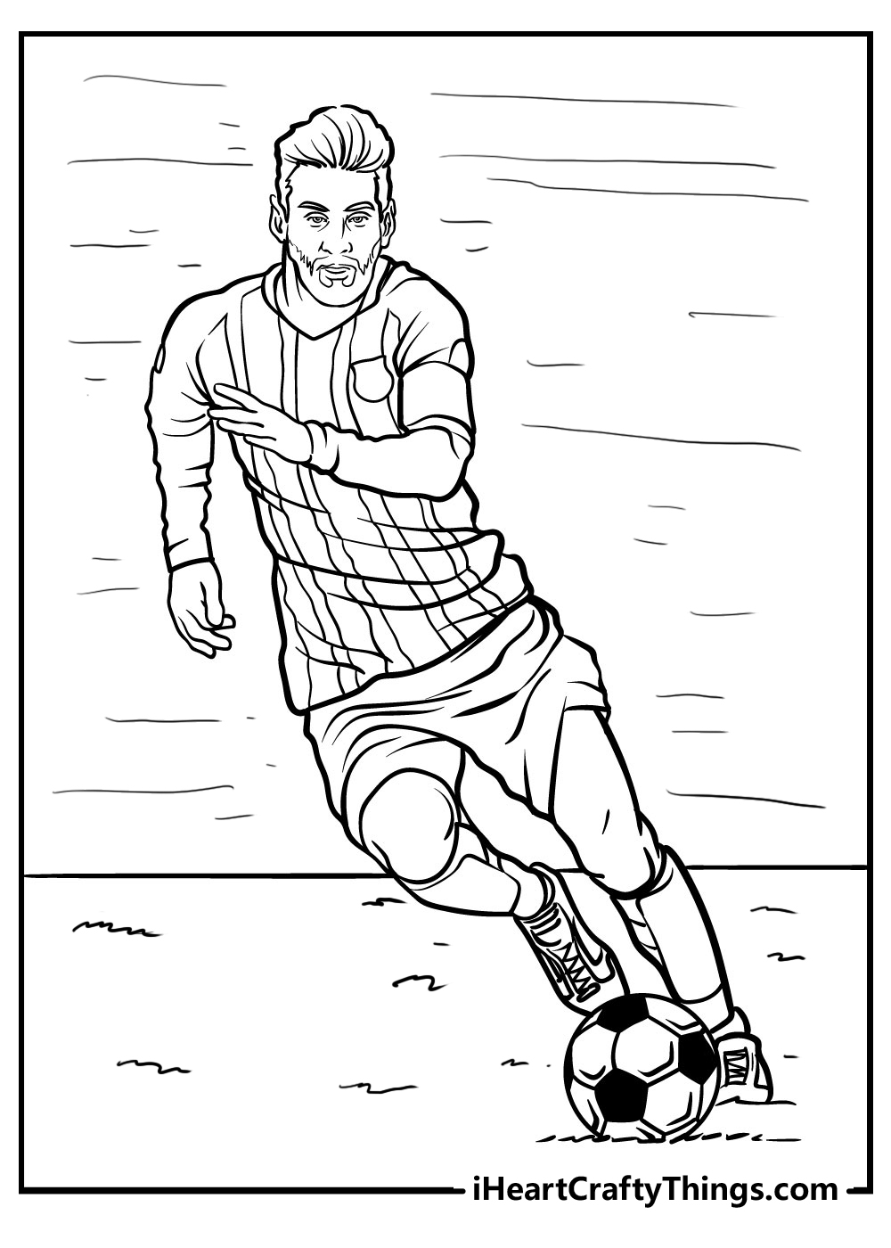 realistic football coloring pages free printable
