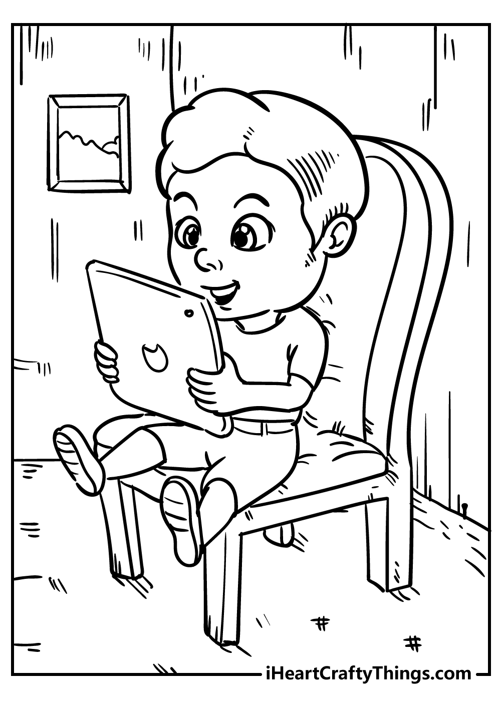 for boys coloring pages free printable