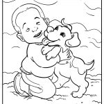 for boys coloring images free printable