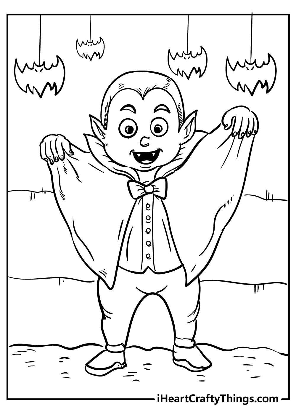 Halloween coloring pages for boys free printable