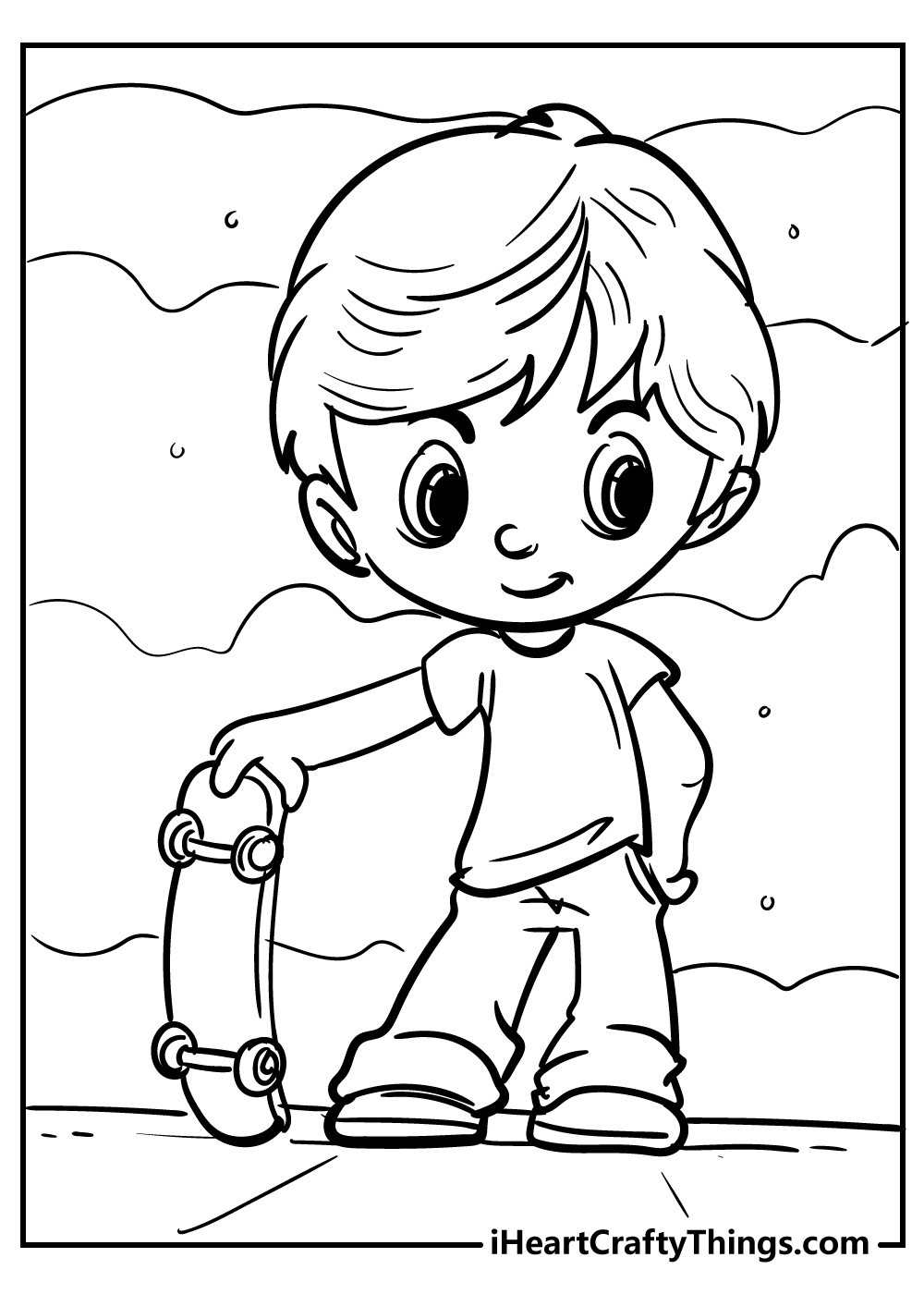 for boys coloring pages free pdf download