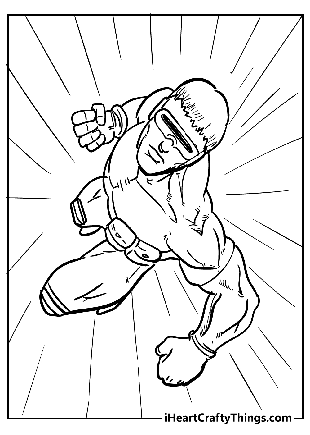 superhero coloring pages free pdf for boys download