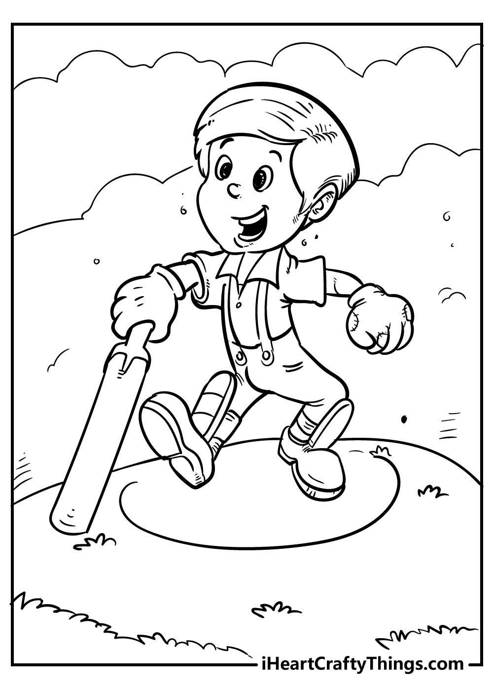 free printable birthday cards for boys coloring pages