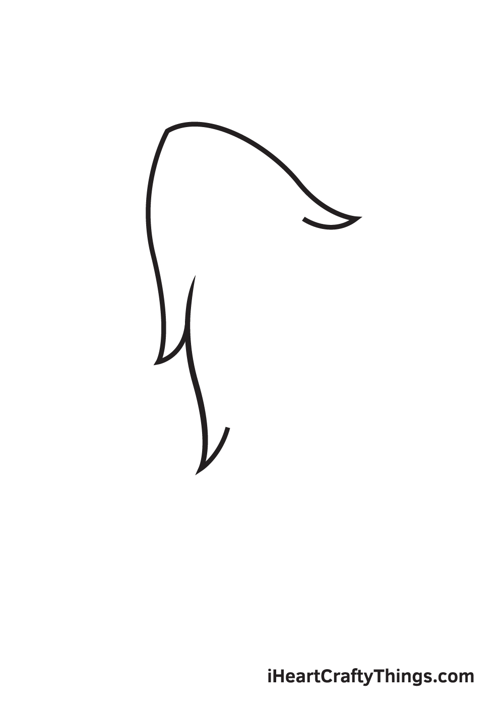 fur drawing step 3