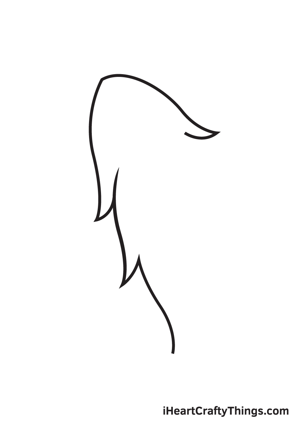 fur drawing step 4