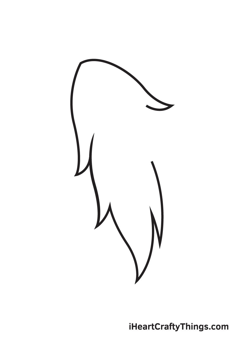 fur drawing step 7