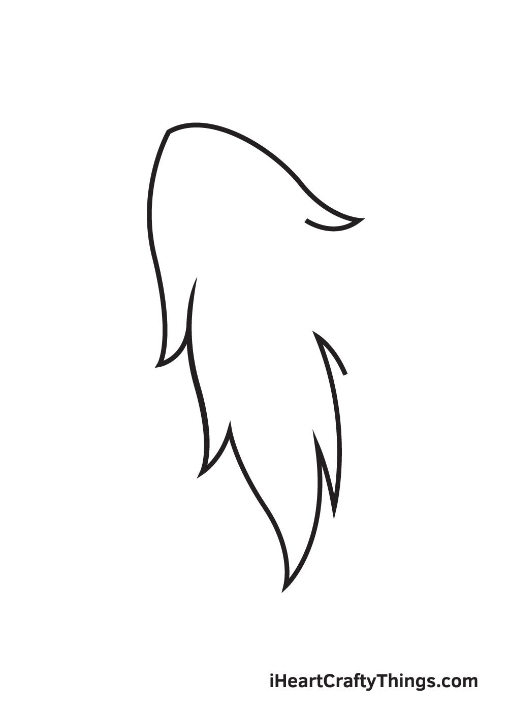 fur drawing step 8