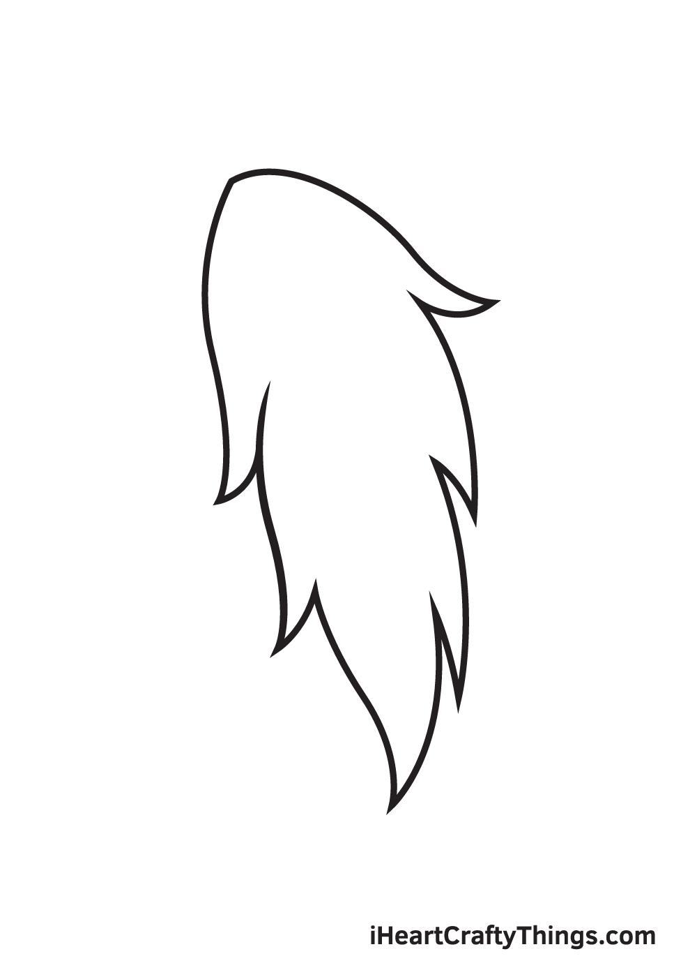 fur drawing step 9