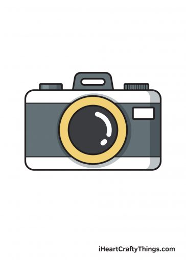 how to draw camera image