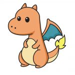 how to draw charizard image
