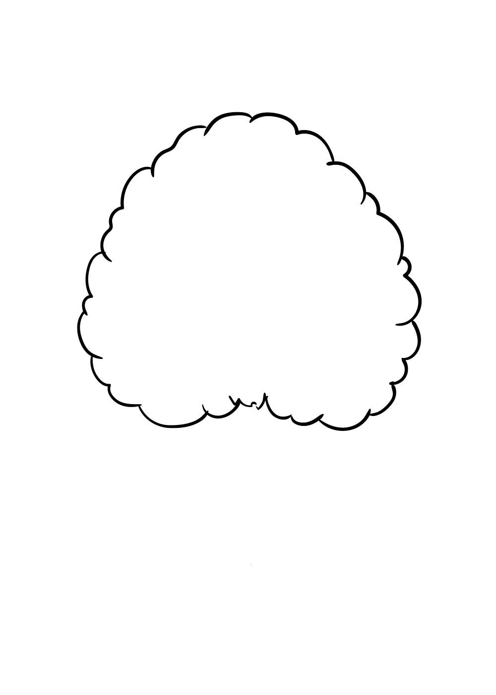 vẽ cây bước 3