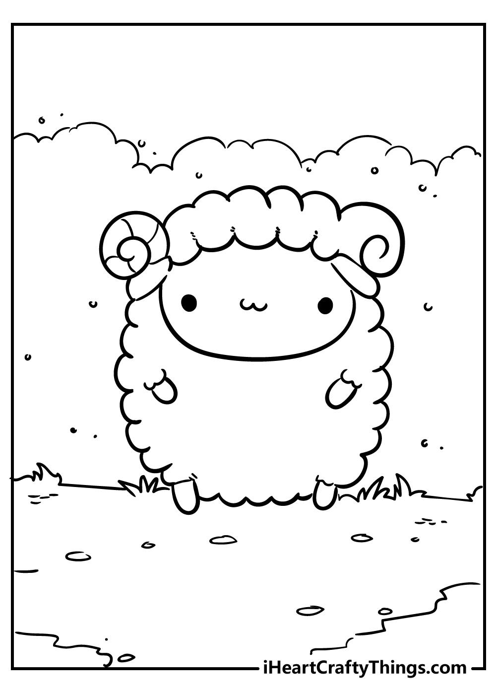 kawaii coloring pages for adults free to print out