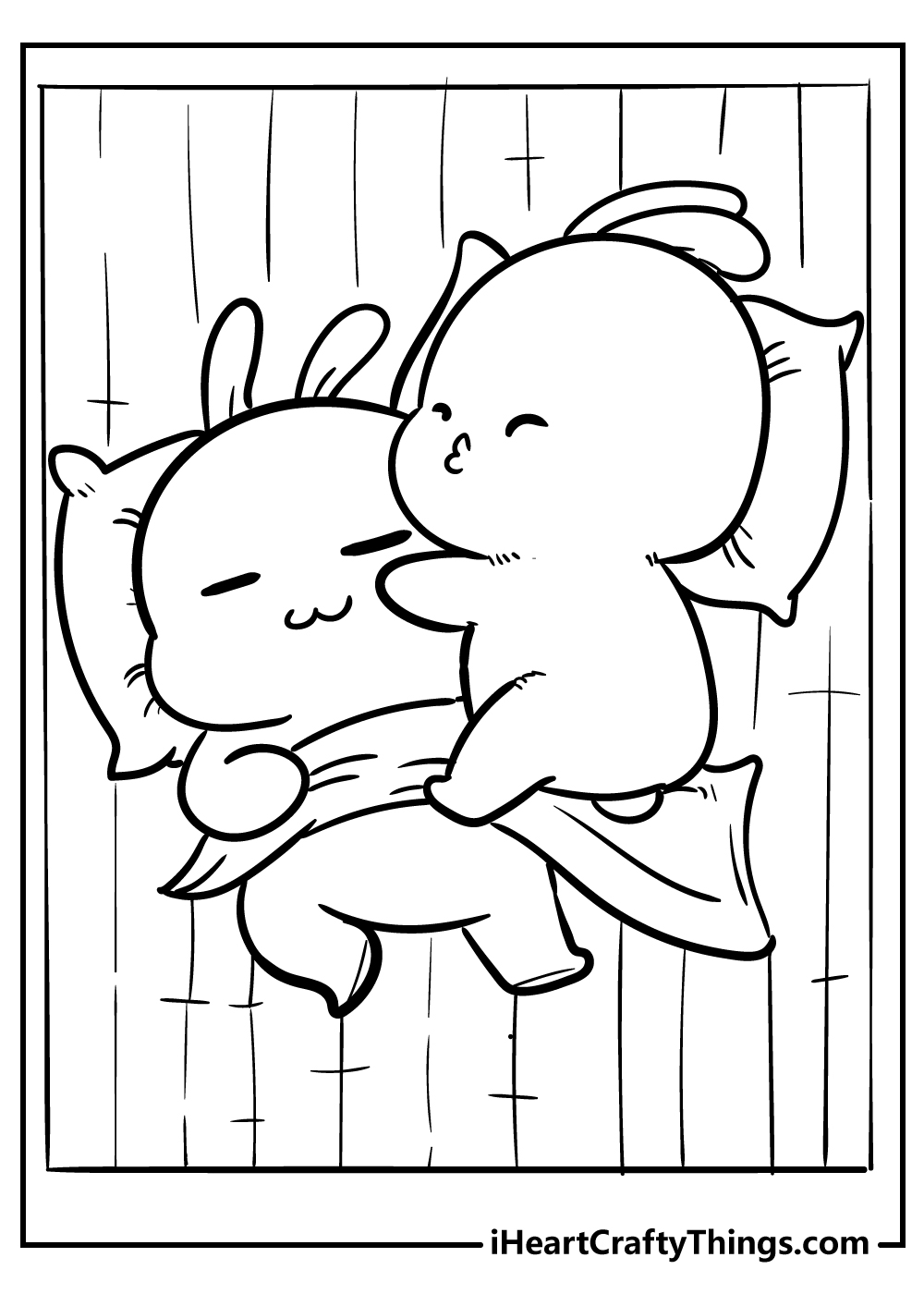 kawaii coloring pages for adults free download