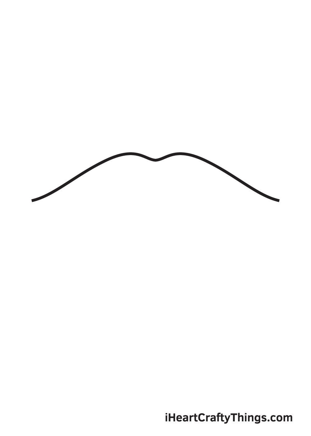 lips drawing step 2