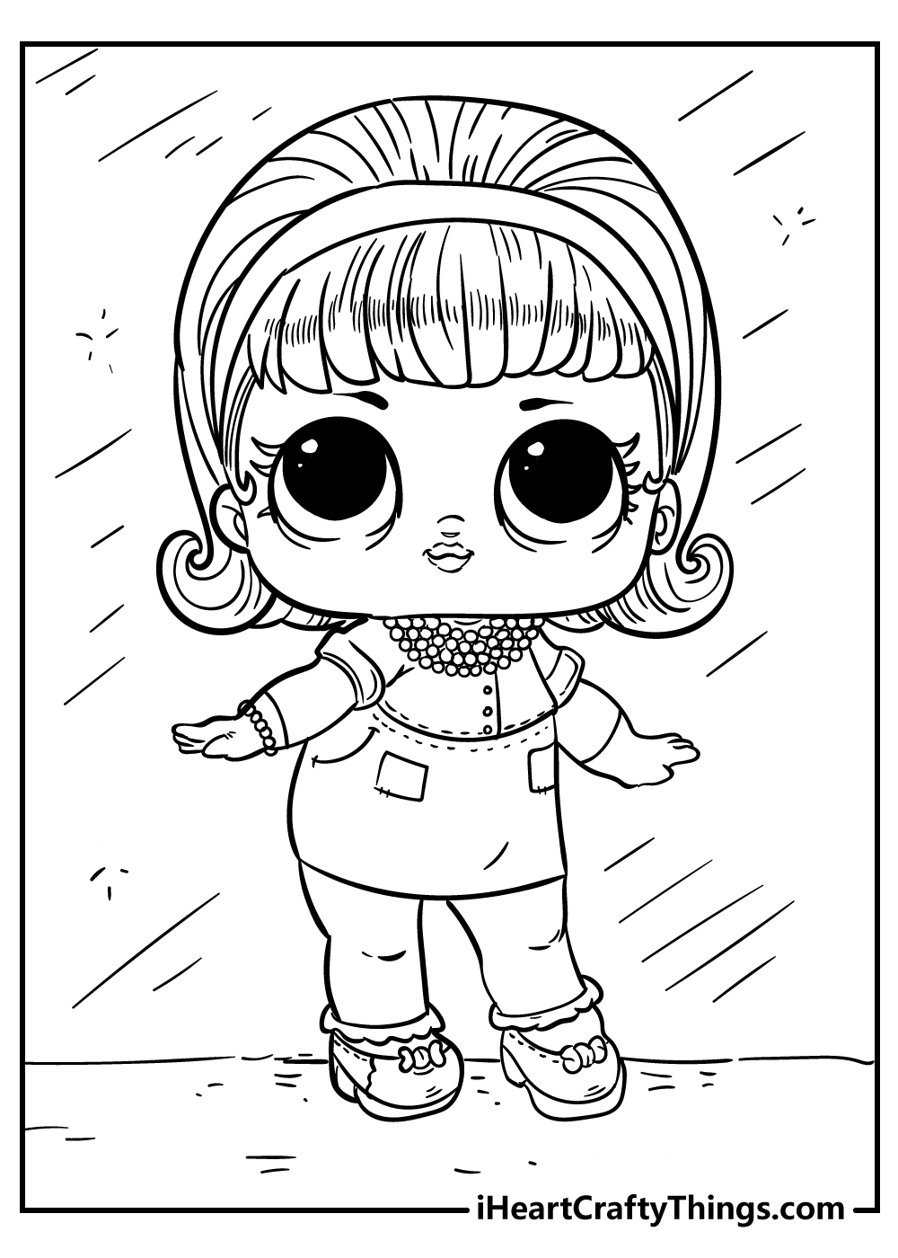 lol doll pictures to color free download