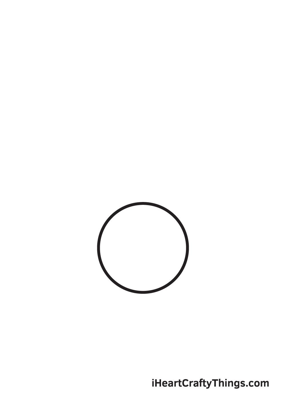 vẽ mũi bước 1