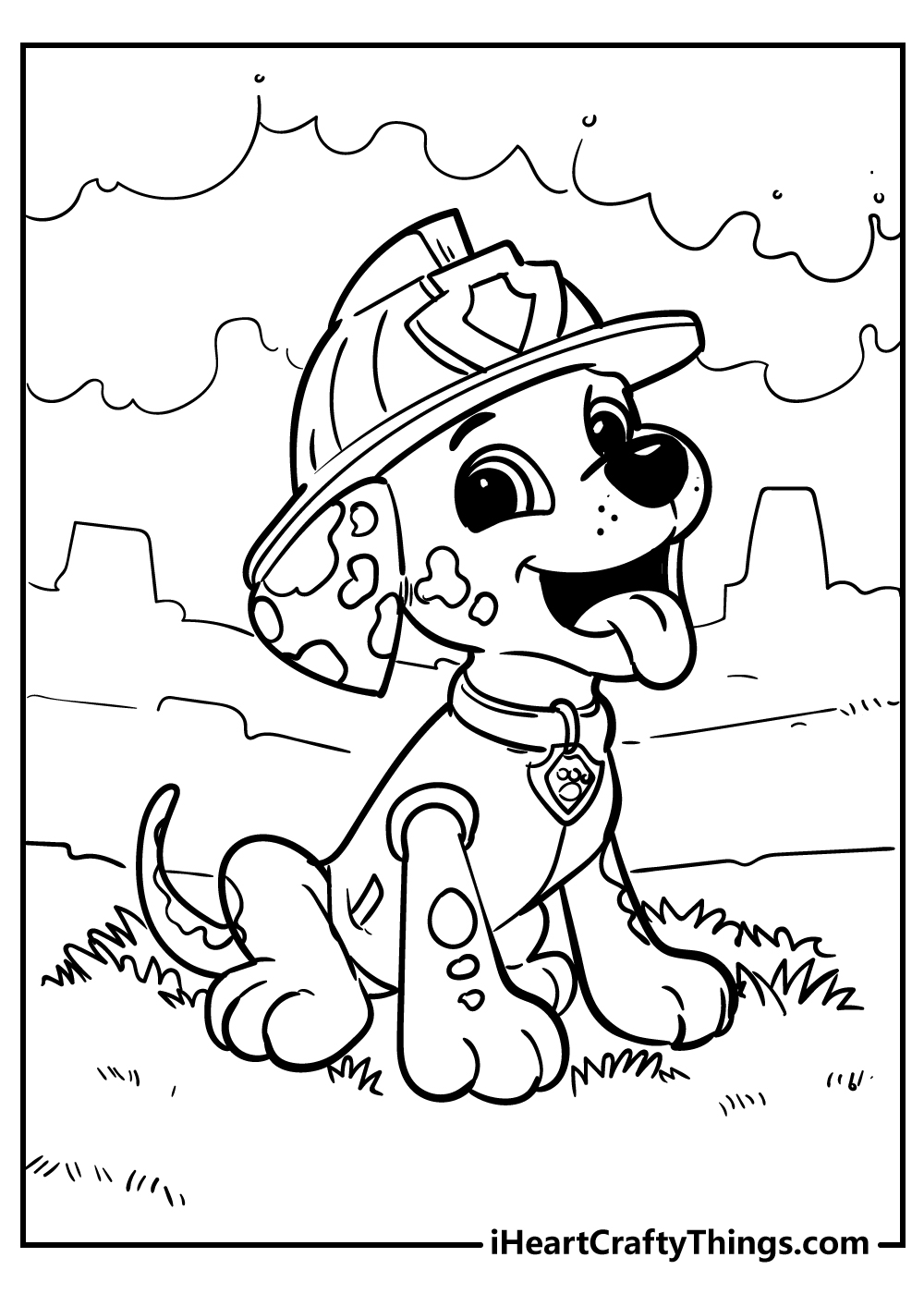zuma paw patrol coloring pages free download