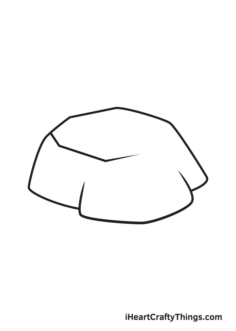 rock drawing step 3
