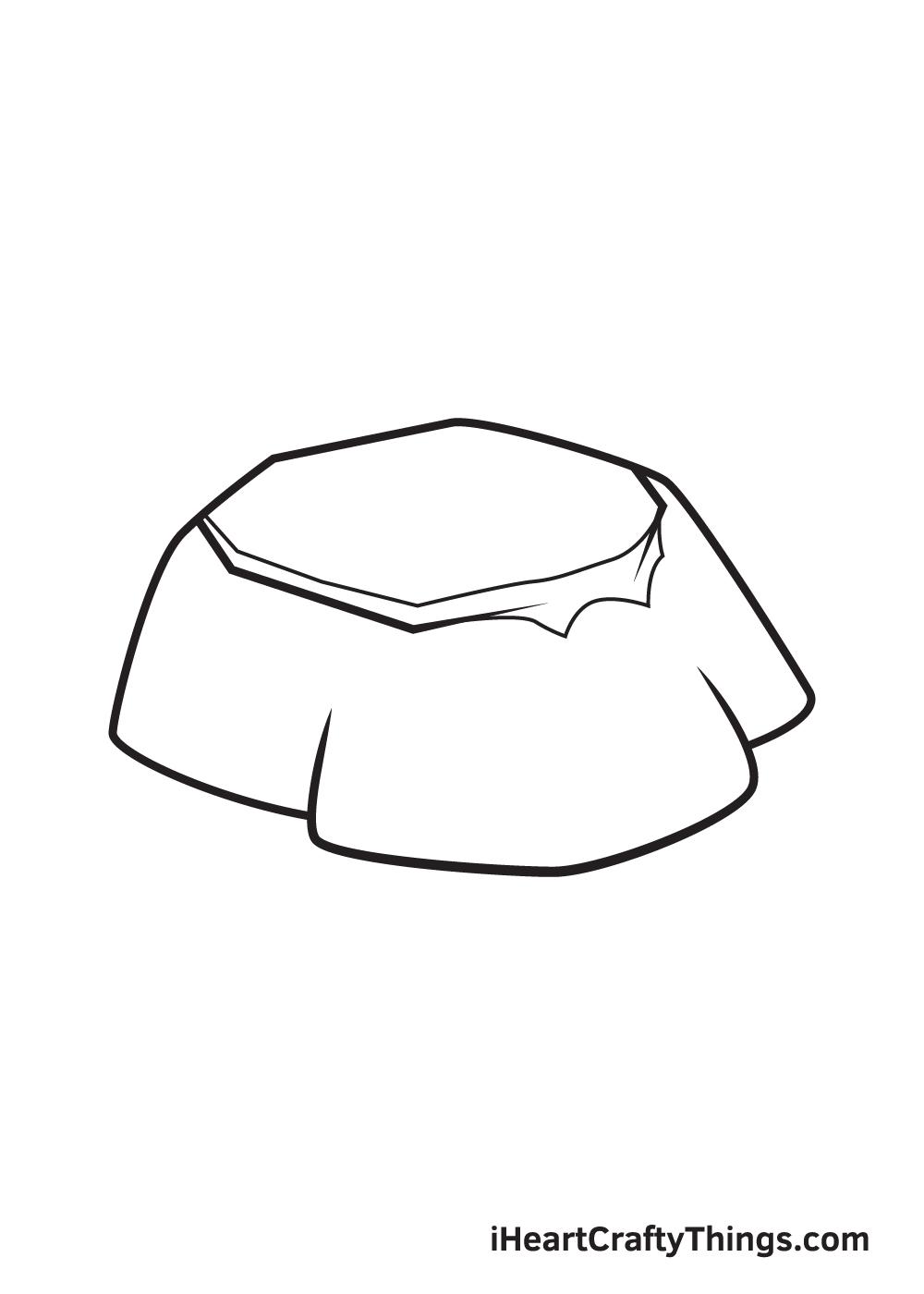 rock drawing step 5