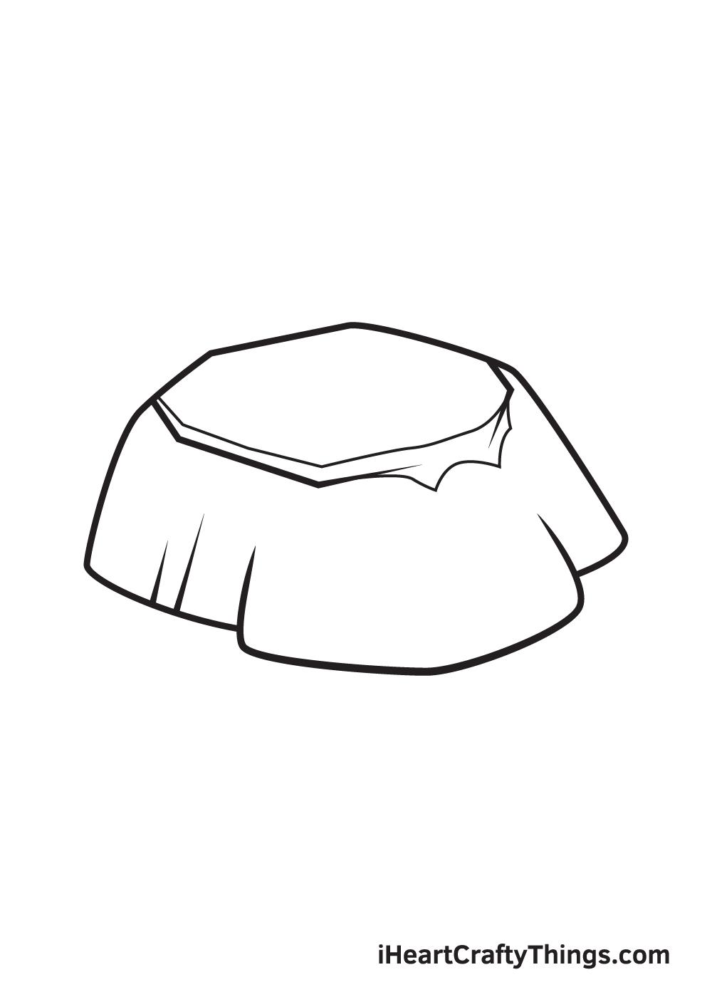 rock drawing step 6