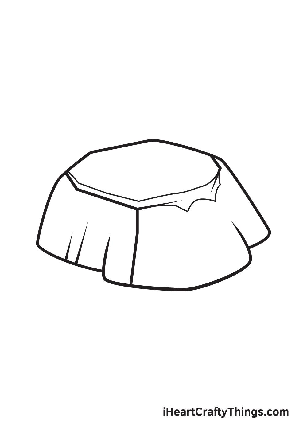 rock drawing step 7