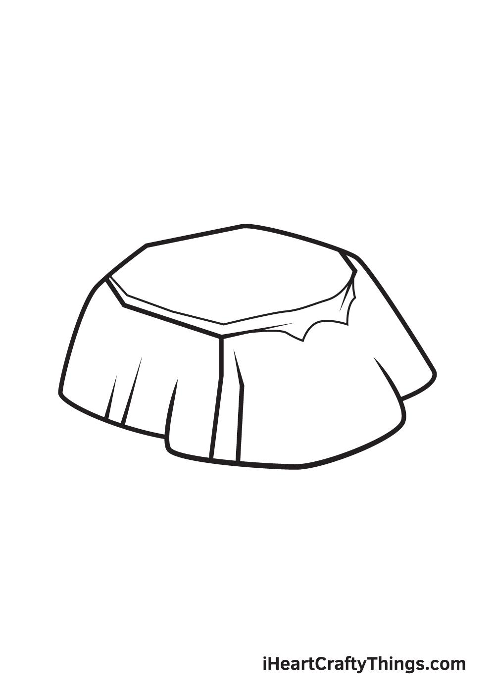 rock drawing step 8