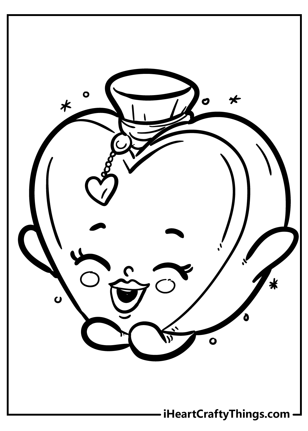 sally scent shopkins coloring pages printable free