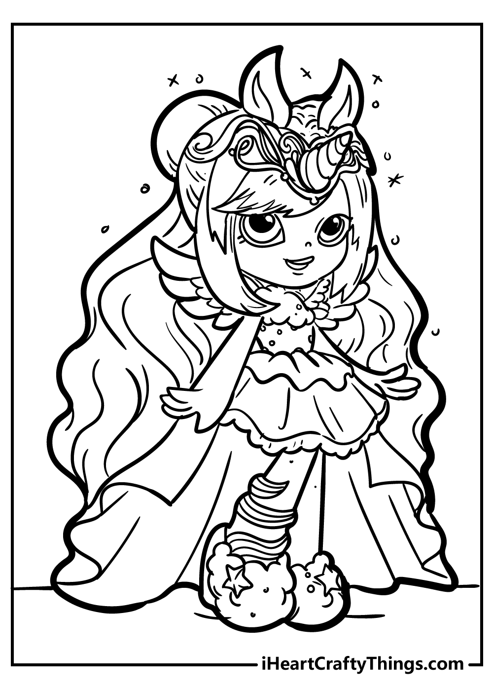 mystabella shopkins coloring pages free download