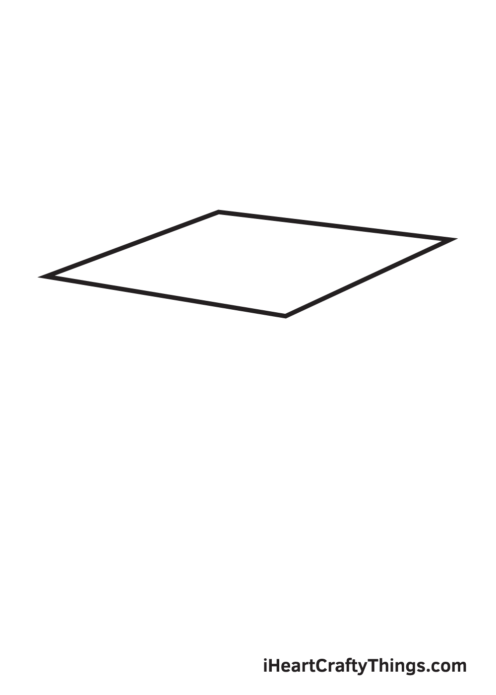 table drawing step 1