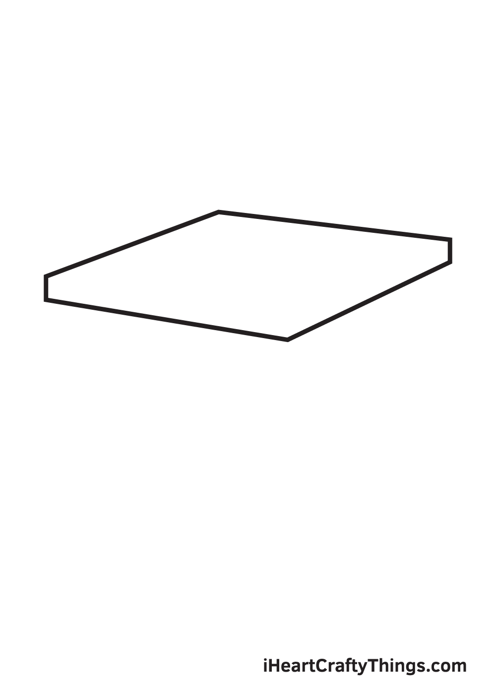 table drawing step 2
