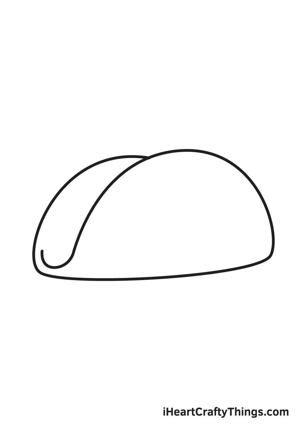taco drawing step 2