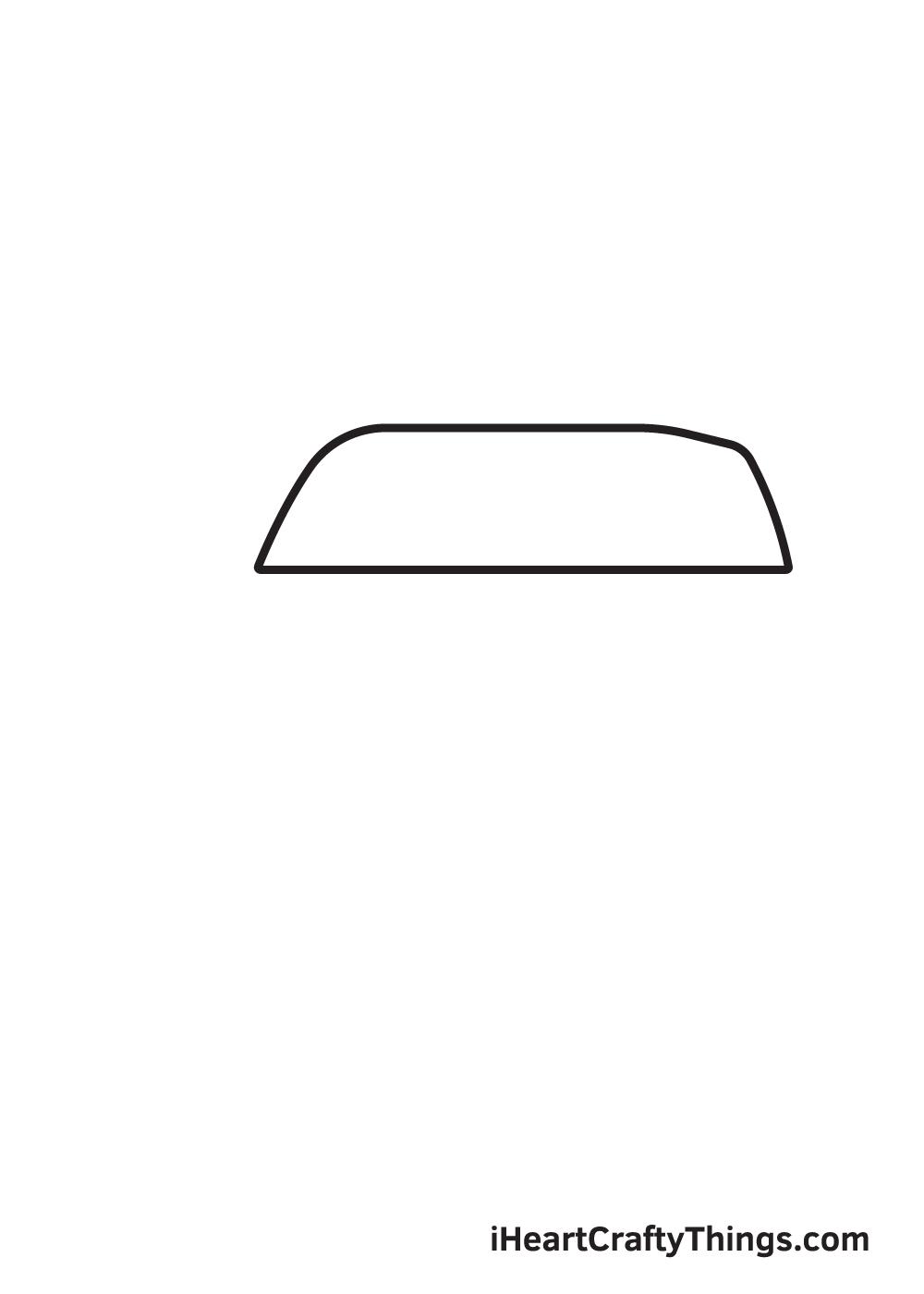 tank drawing step 1