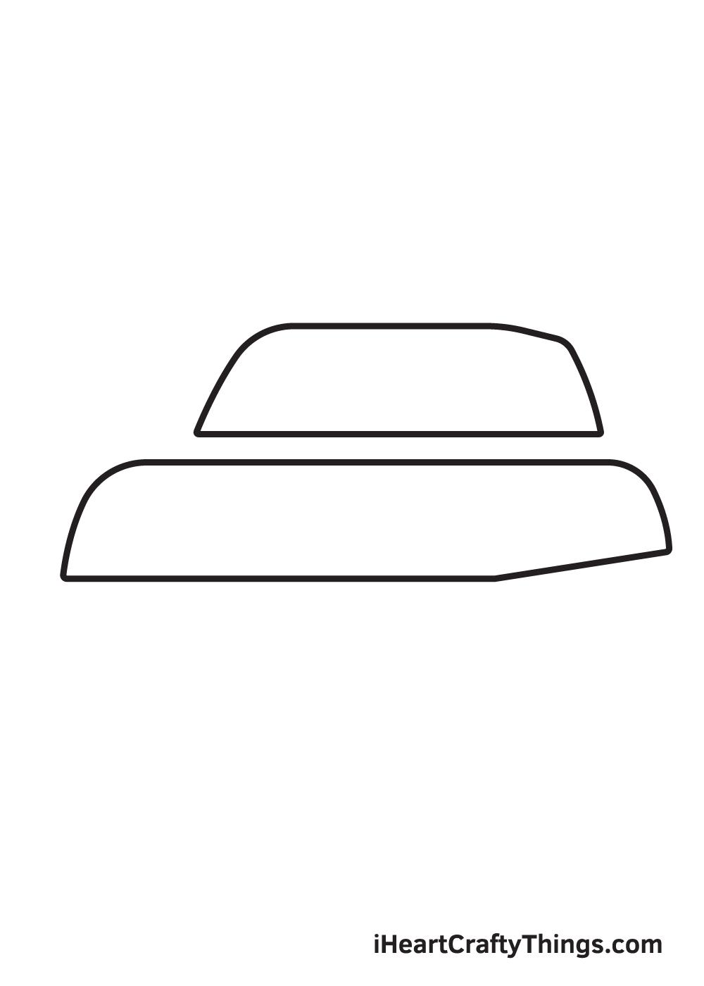 tank drawing step 2