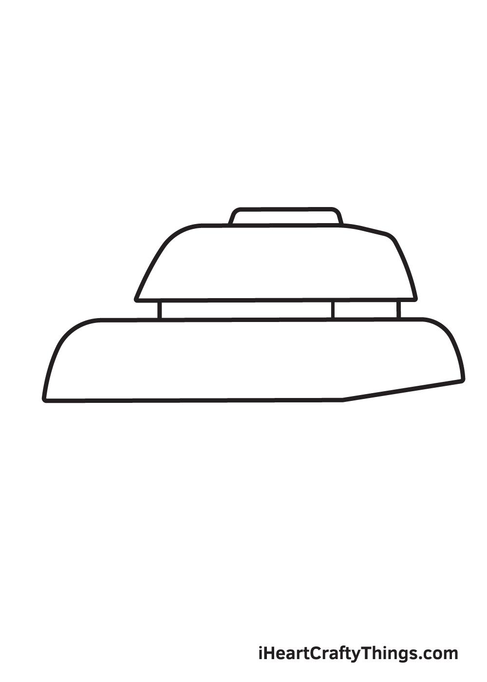 tank drawing step 3