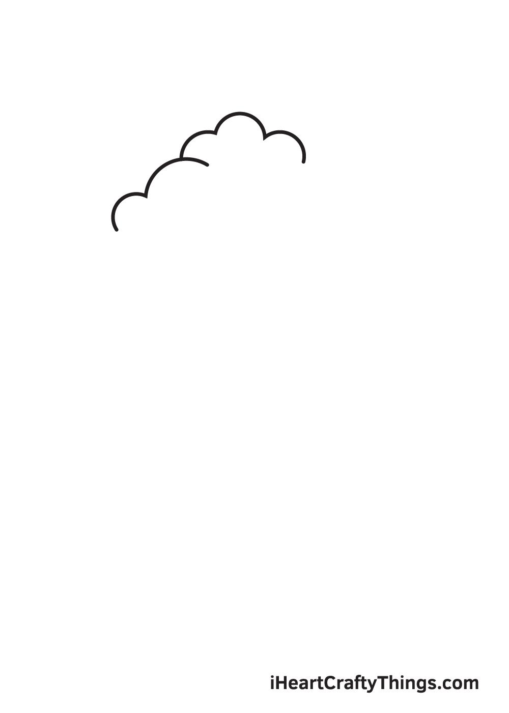 tree drawing step 2