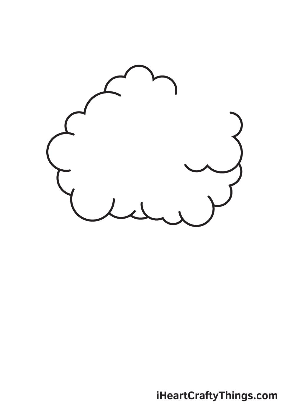 tree drawing step 7