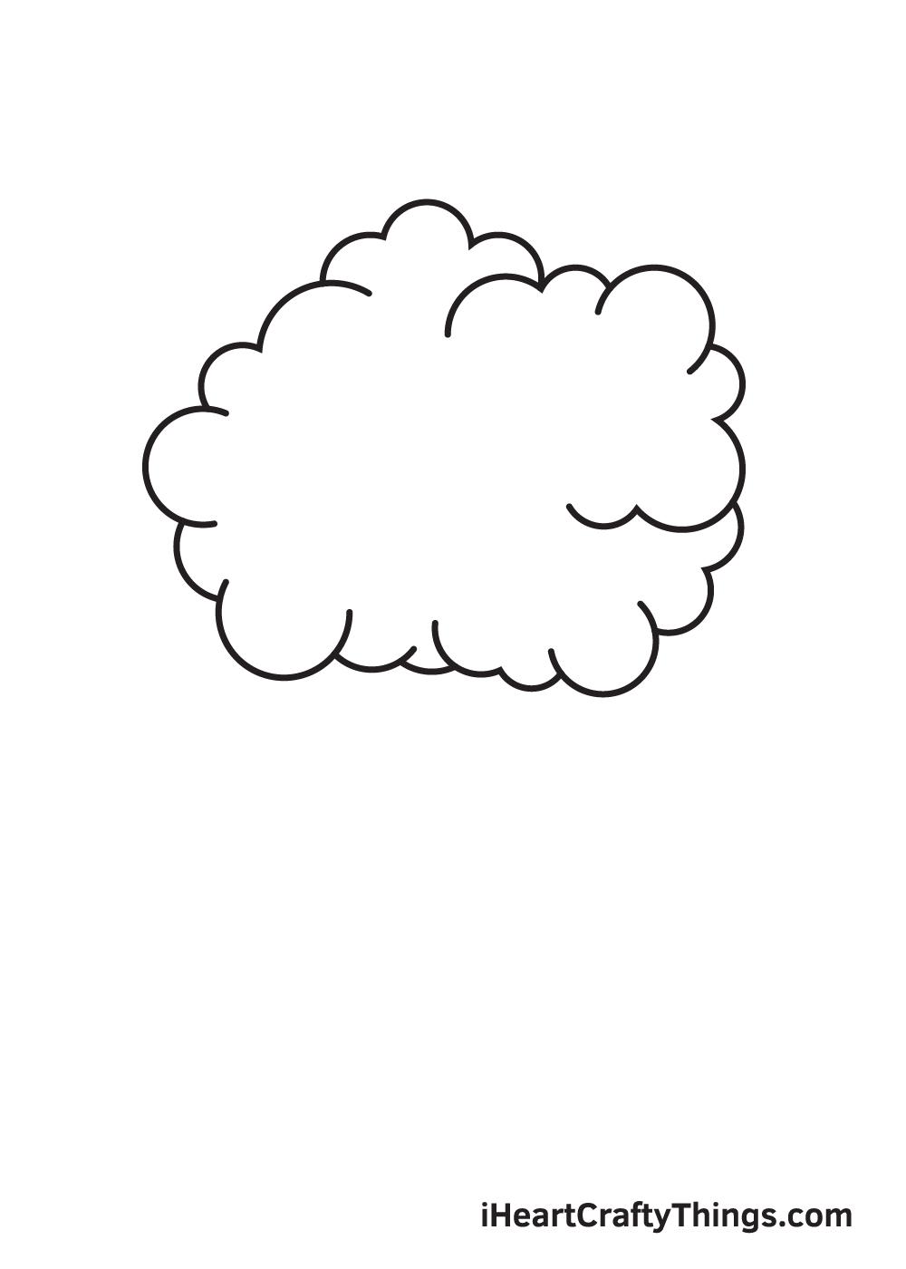 tree drawing step 8