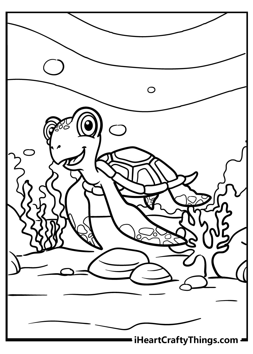 turtle coloring pages for adults free printable