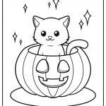 jack o lantern coloring images