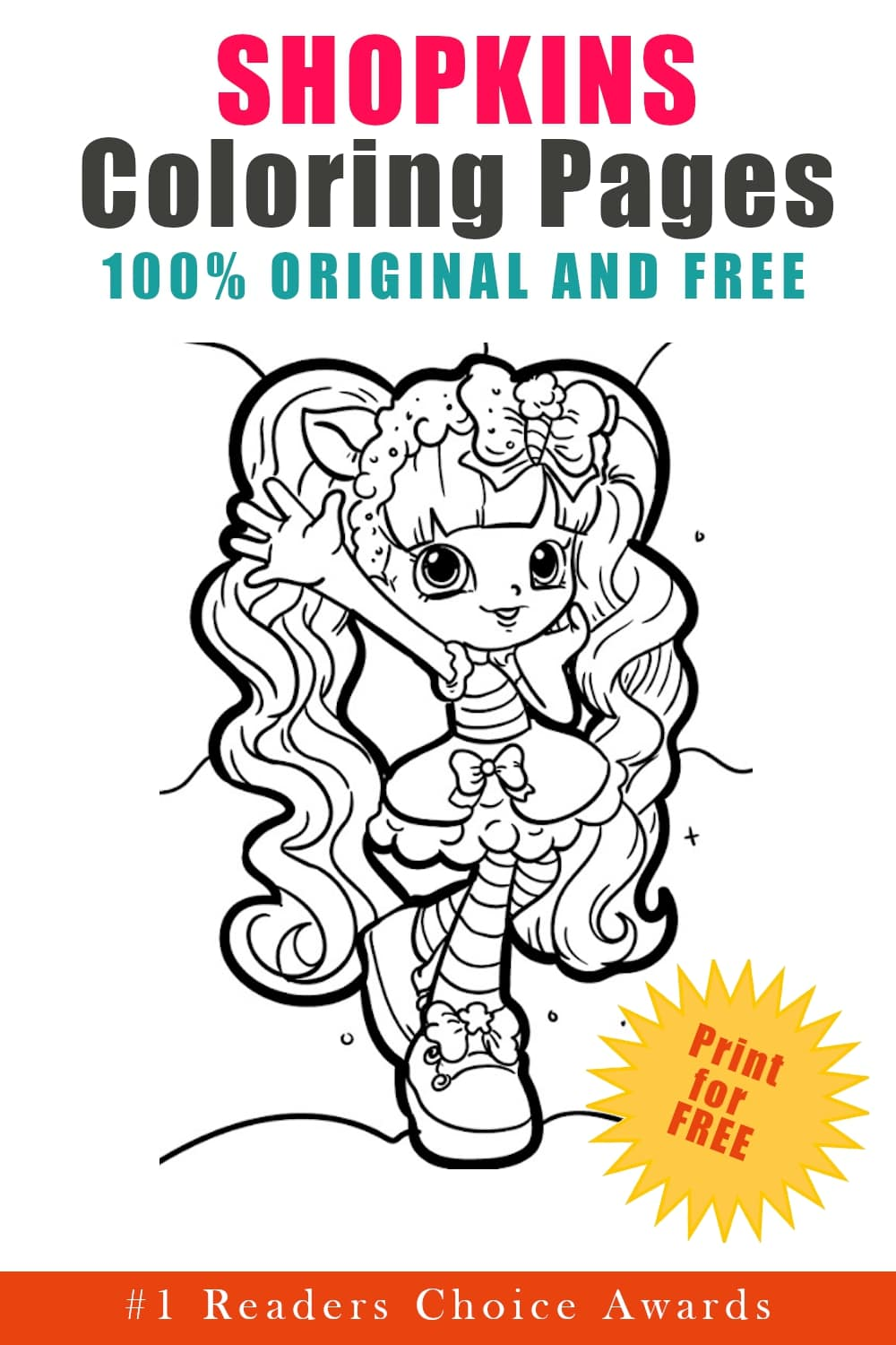 original and free shopkins coloring pages