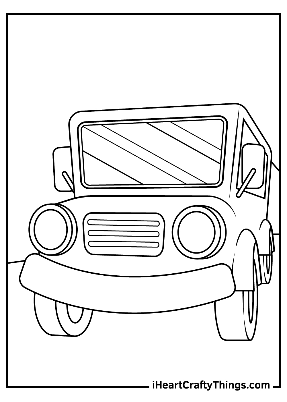 fire truck coloring pagesfree printable