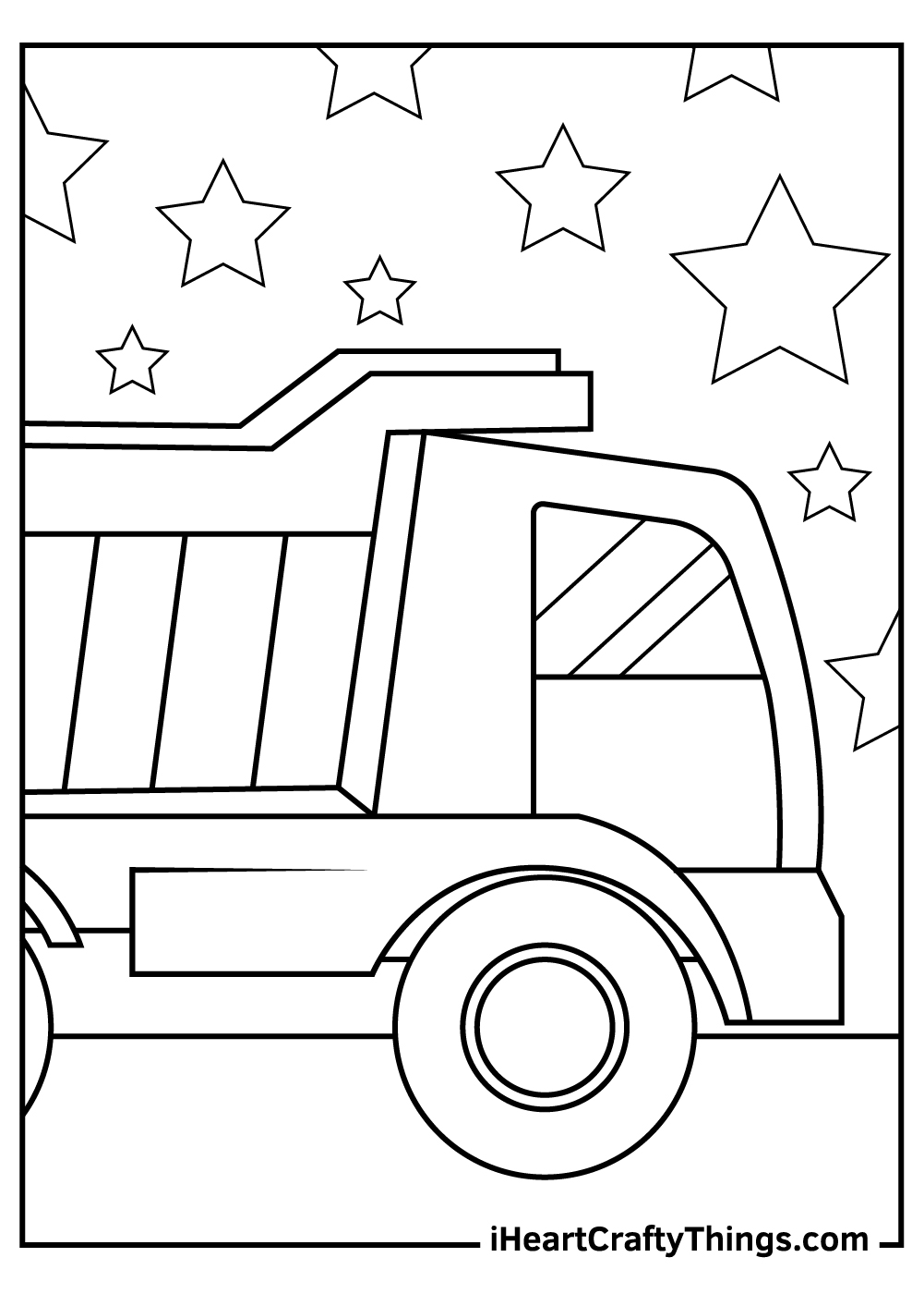 free monster truck coloring pagesdownload pdf