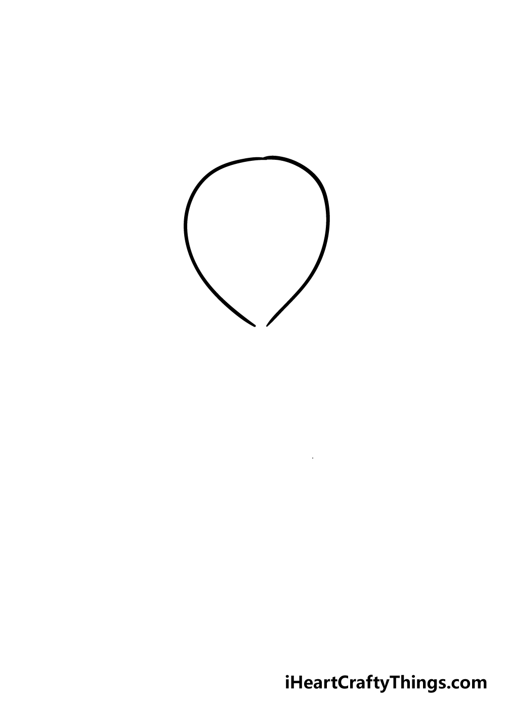 alien drawing step 1