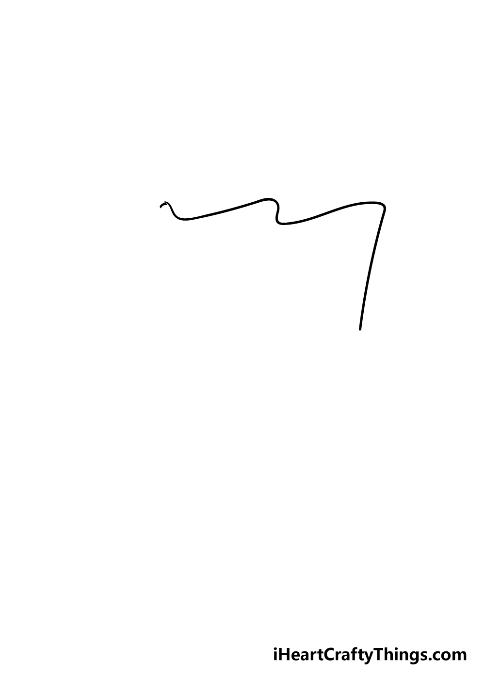 flag drawing step 2