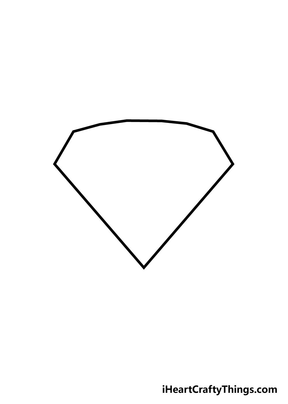 diamond drawing step 1