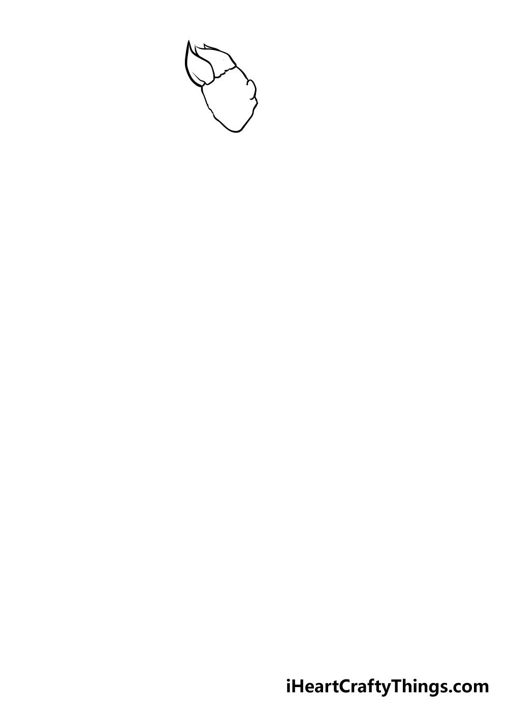 fortnite drawing step 1