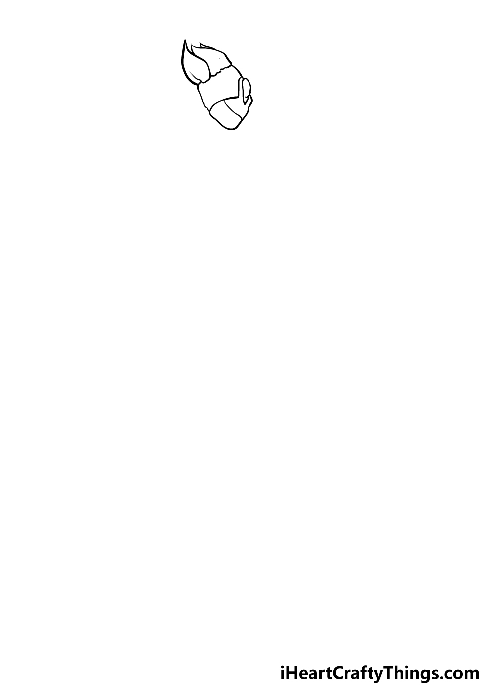 fortnite drawing step 2
