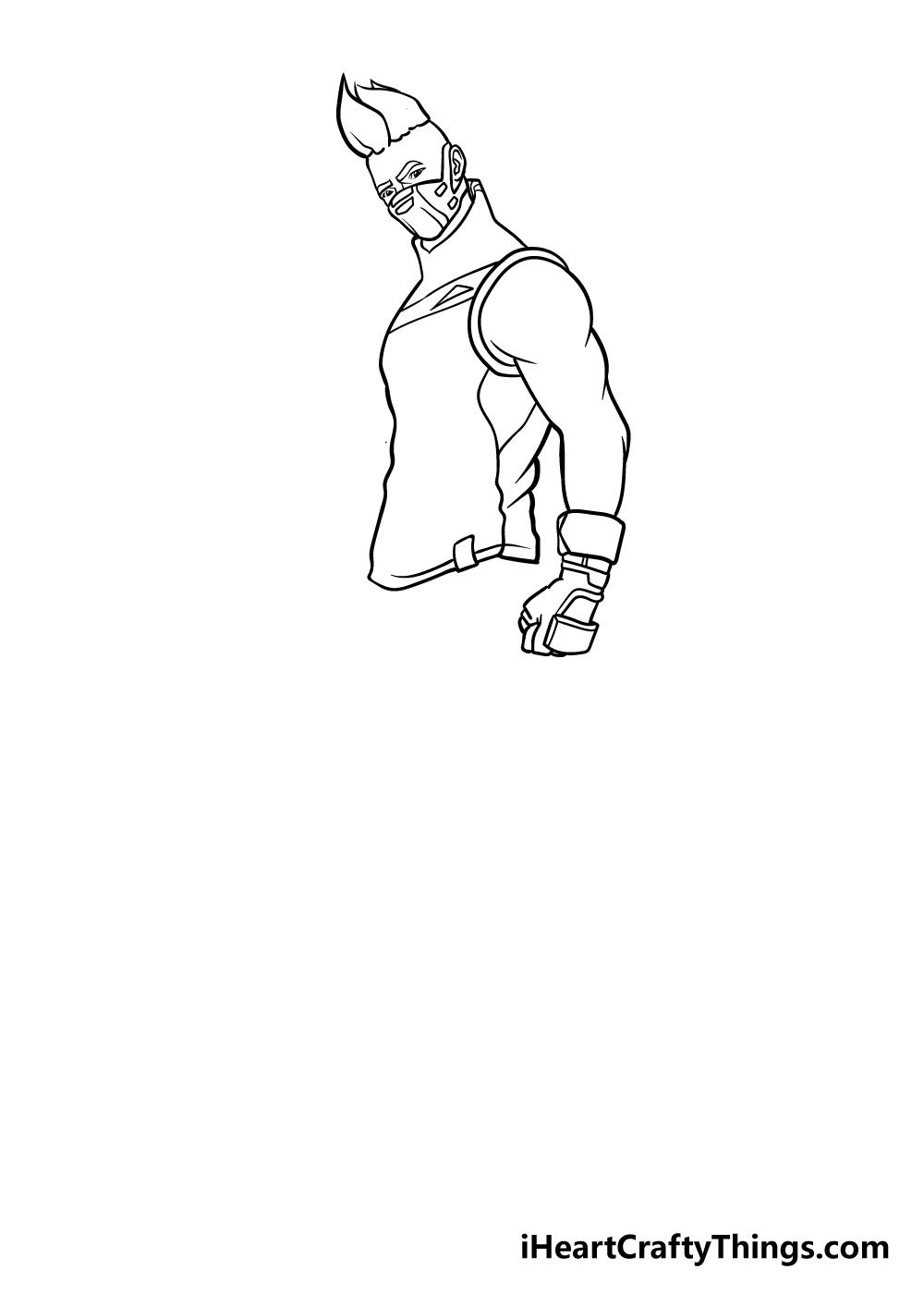 fortnite drawing step 5