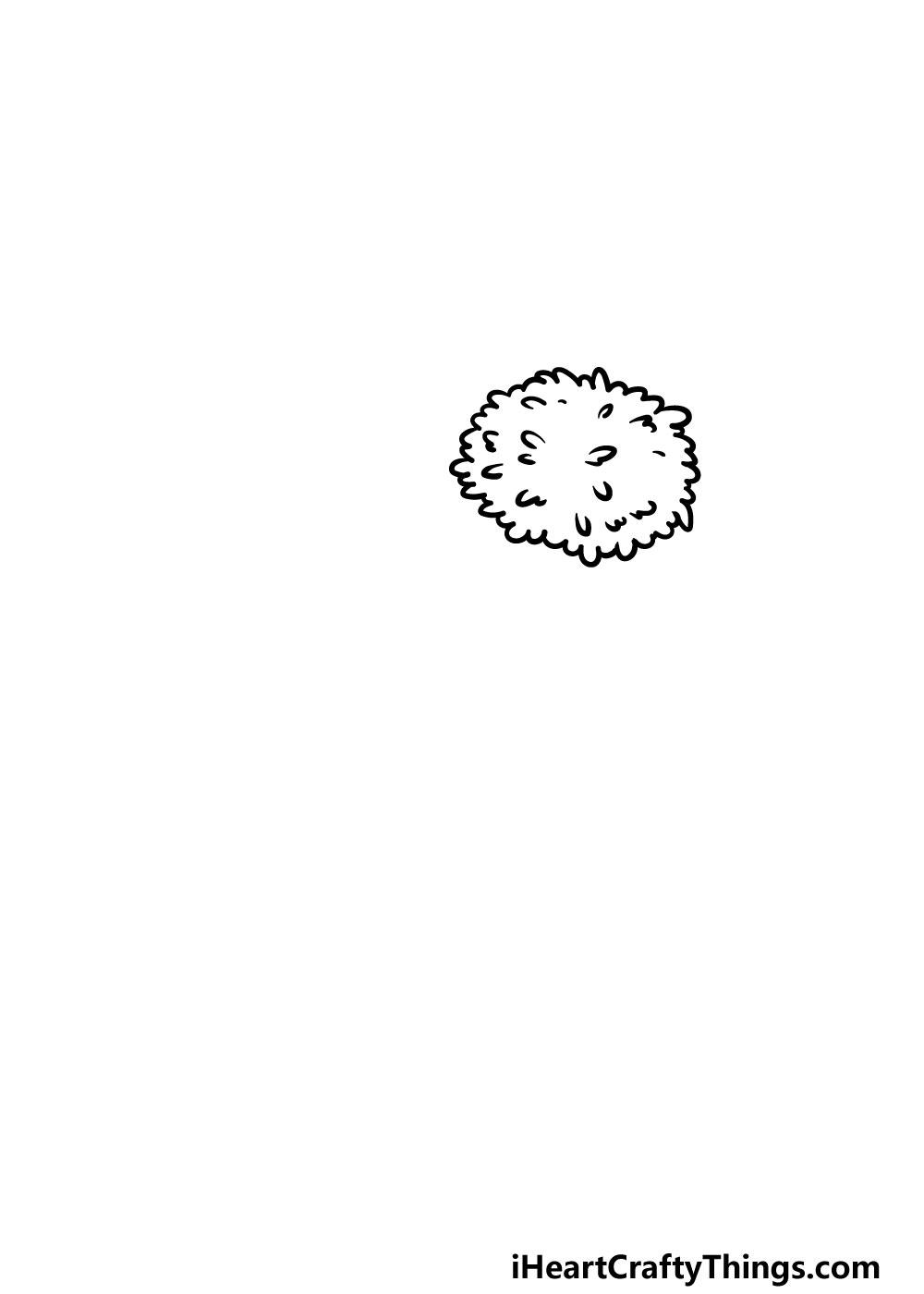drawing beanie step 1