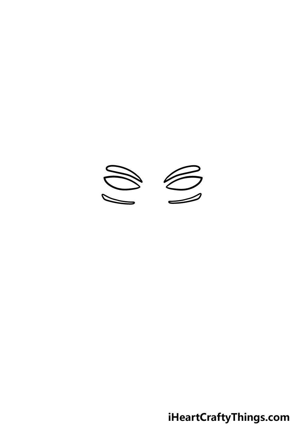 drawing a mask step 1